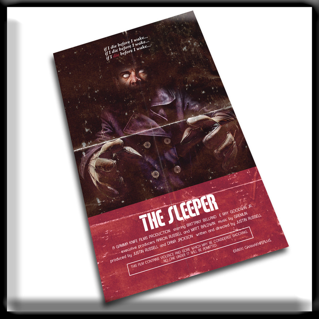 The Sleeper - Poster (11x17)