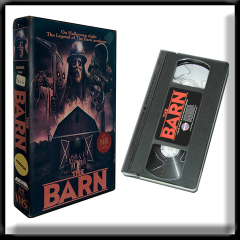 The Barn - (SIGNED VHS)