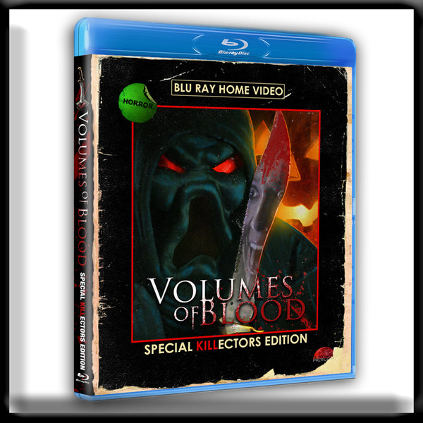 Volumes of Blood - (Blu-ray) Special Killectors Edition