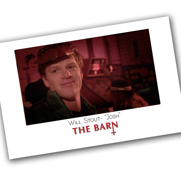 The Barn - Cast Stills - Autographed