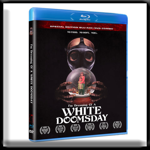 I'm Dreaming of a White Doomsday - Special Collectors Edition Blu-ray + DVD Combo Pack (Signed)