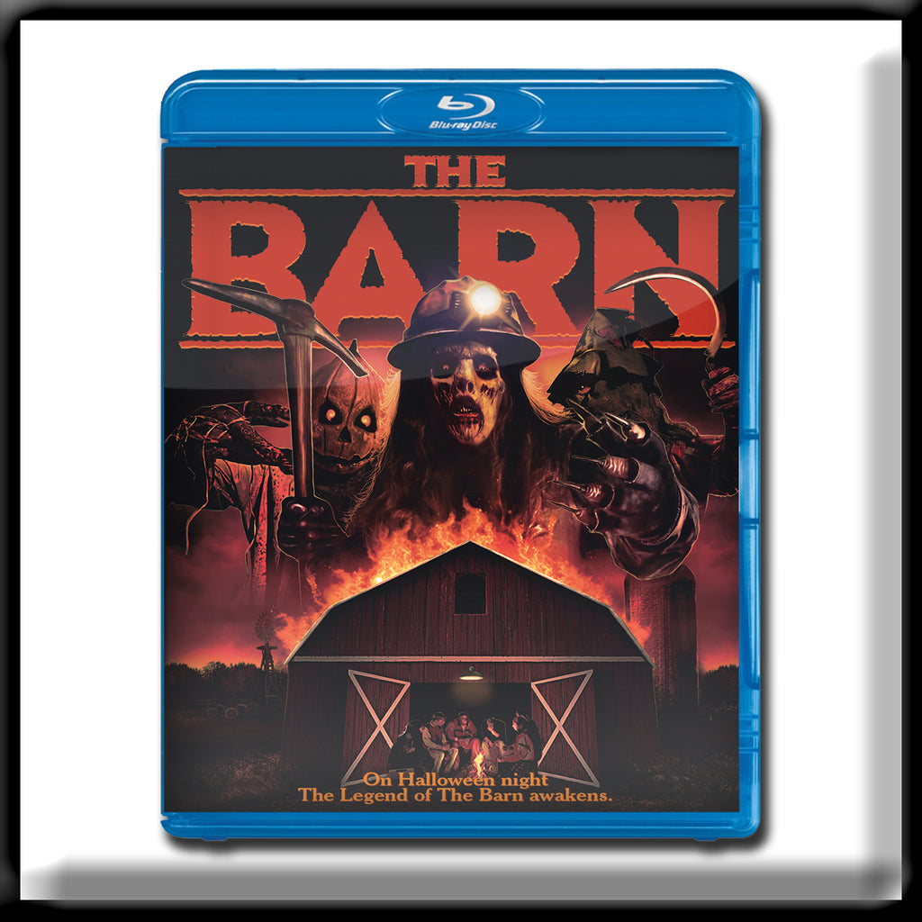 The Barn - (Blu-ray) Special Edition