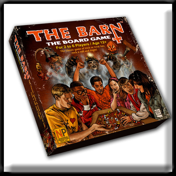The Barn: The Board Game