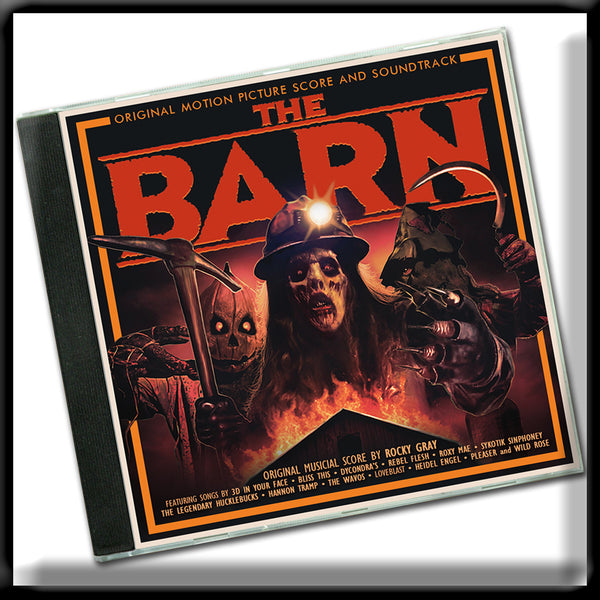 The Barn - Sam's Halloween Bag (Signed Blu-ray and Poster)