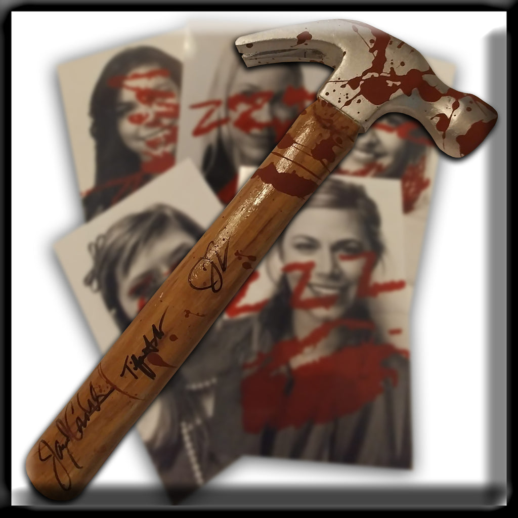 The Sleeper - Signed Replica Prop Hammer (LIMITED RUN)