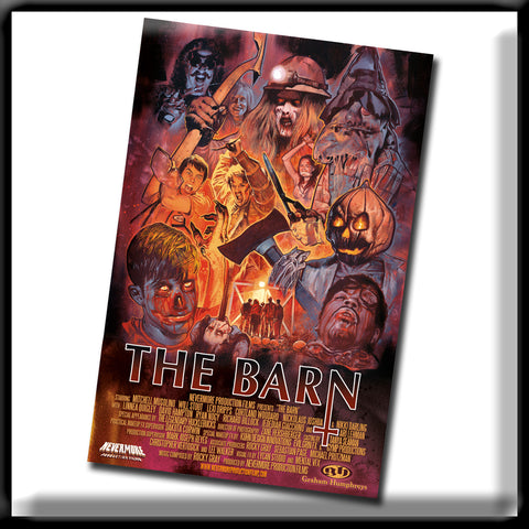 The Barn - Graham Humphreys Poster (11x17)