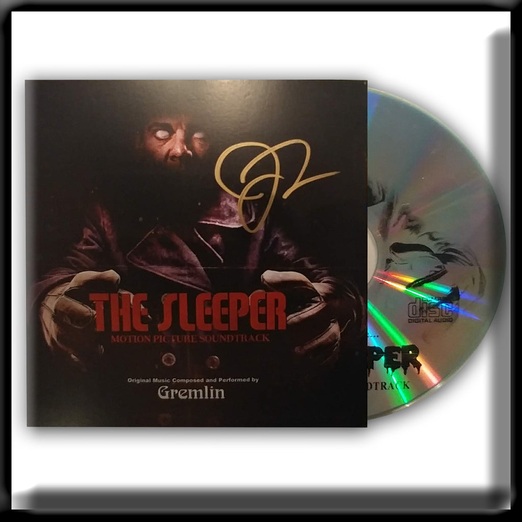 The Sleeper - Soundtrack (Signed CD)