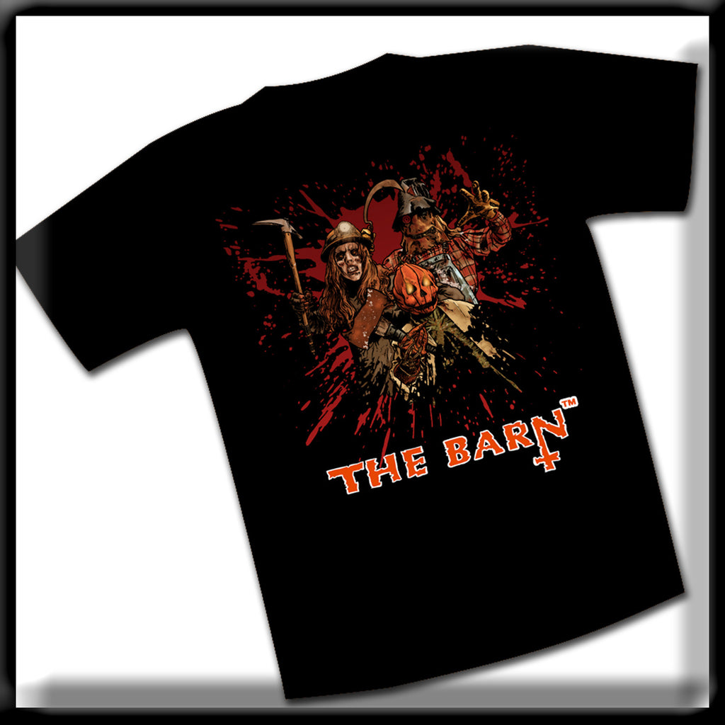 T-Shirt - 'The Barn Baddies'