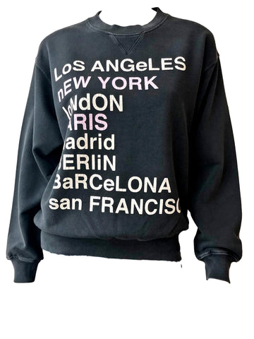 City Love Sweatshirt-Back in Stock - Augusta Twenty
