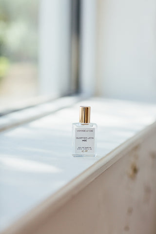 Santal Parfum Oil Roll On-Back in Stock - Augusta Twenty