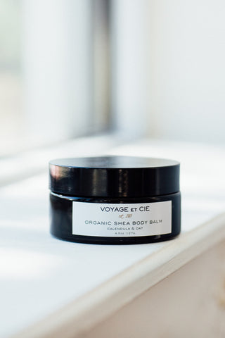 Organic Shea Body Balm-Back in Stock