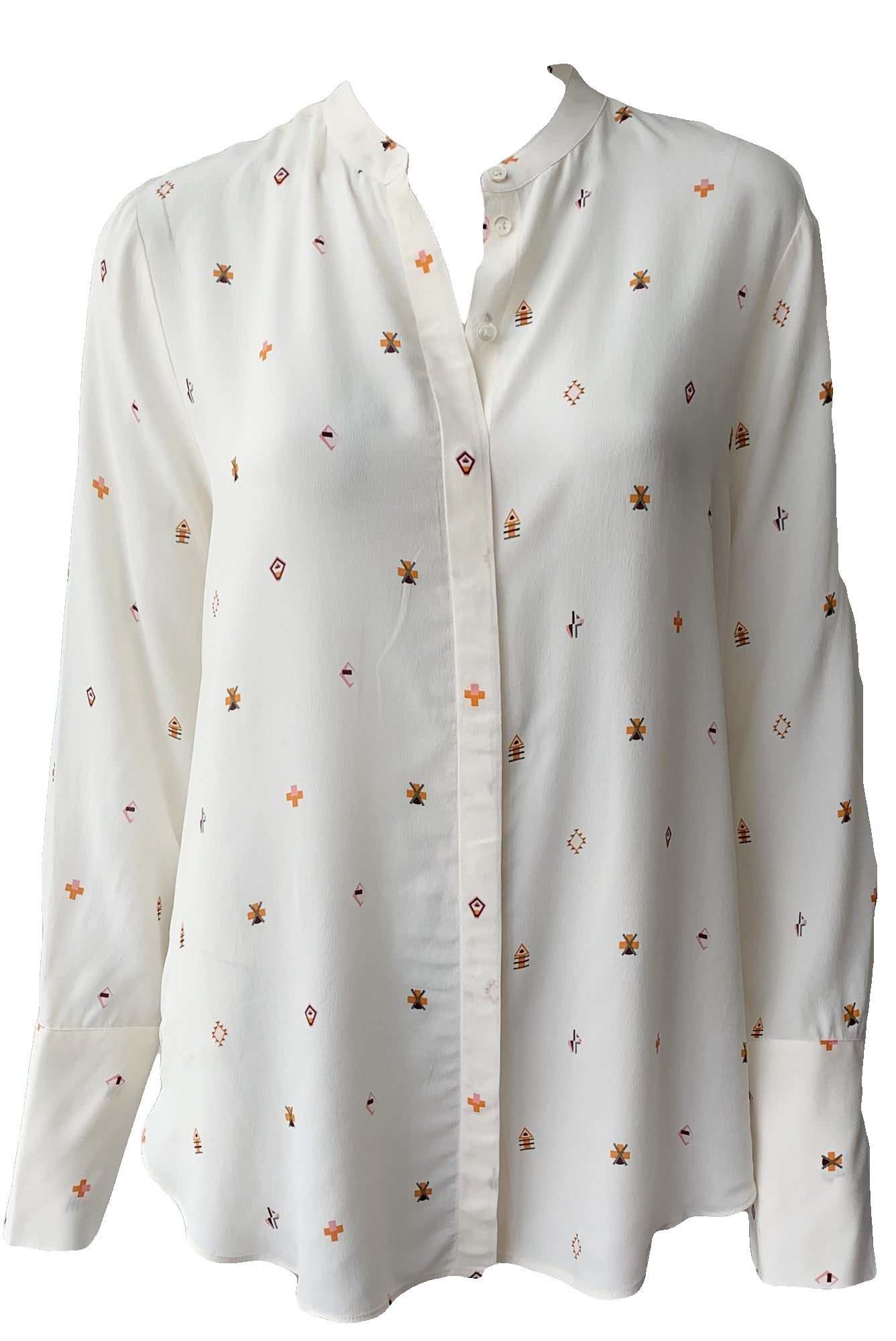 Sparrow Printed Blouse
