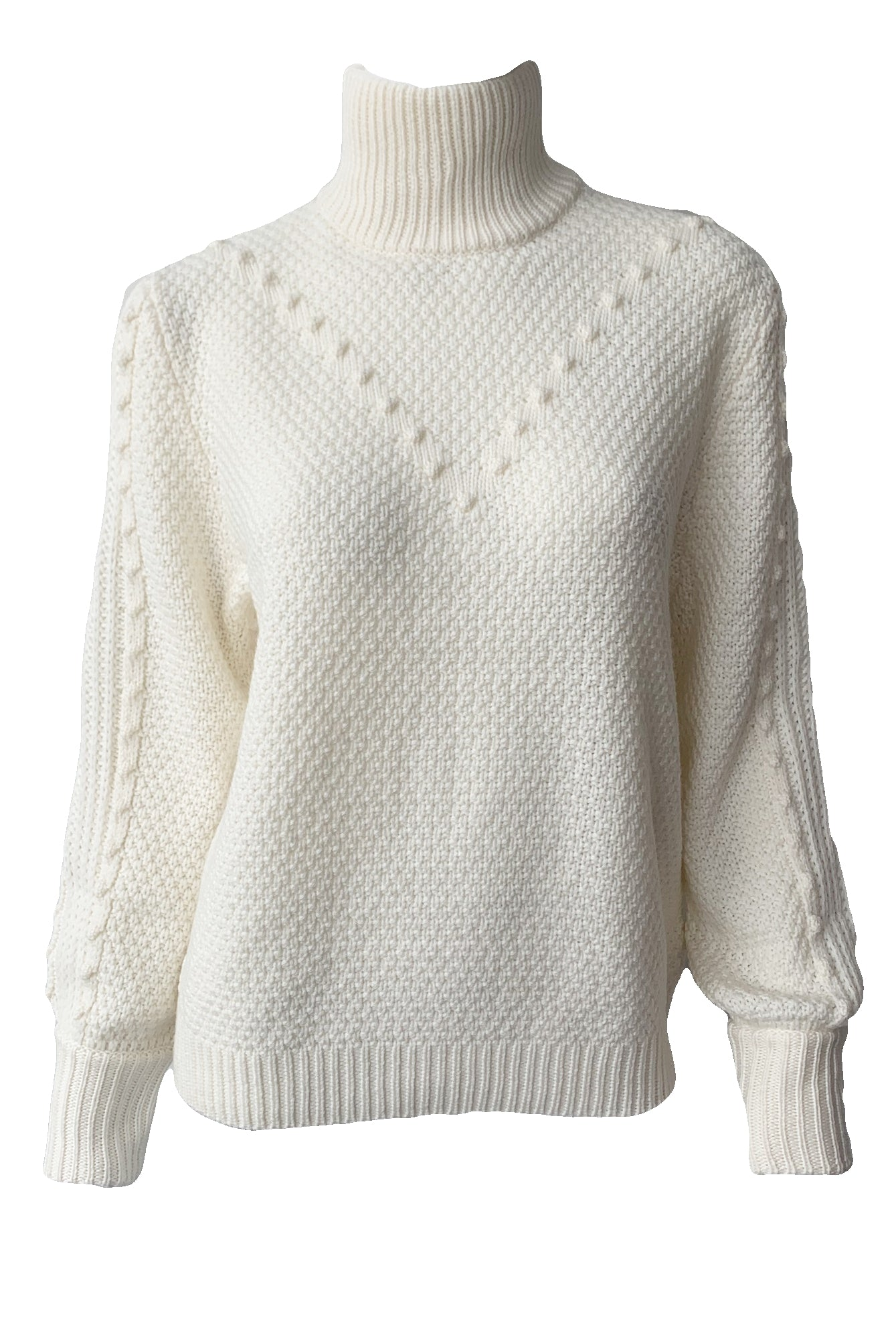 Mila Turtleneck Sweater