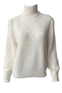 Mila Turtleneck Sweater - Augusta Twenty