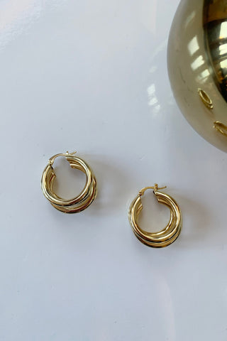 Porsha Earrings - Augusta Twenty