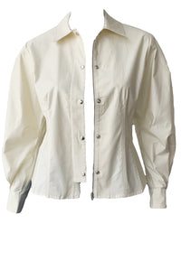 Zipper Shirt Jacket - Augusta Twenty