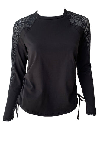 Cori Raglan Sleeve Top
