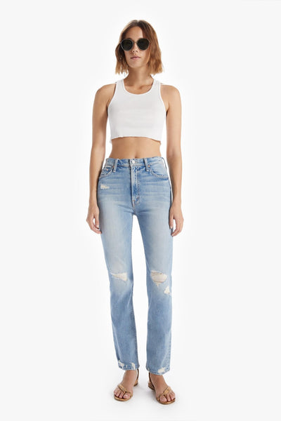 High Waisted Rider Skimp Jeans