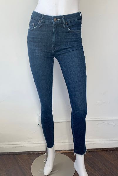 Looker Ankle Fray Jeans-Limited Sizes Available - Augusta Twenty