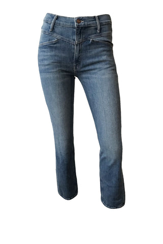 Dazzler Yoke Front Ankle Jeans