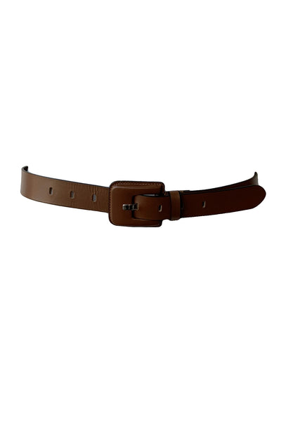 Abelia Leather Belt