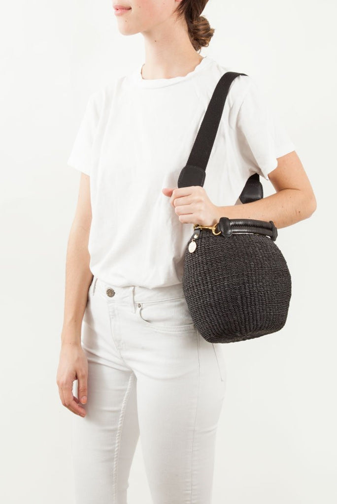 Black Detachable Strap - Augusta Twenty