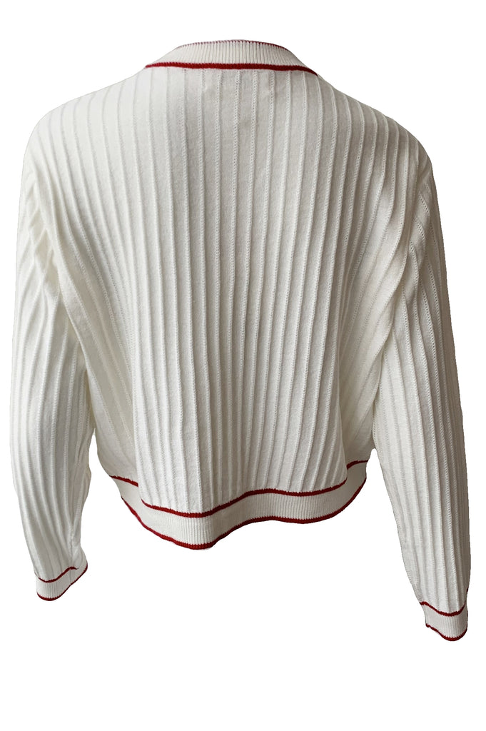 Athletic Cardigan