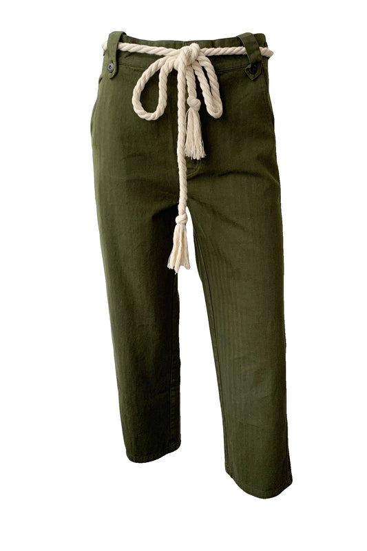 Highwaist Trouser