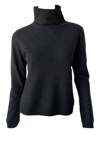 Fitted Turtleneck Sweater - Augusta Twenty