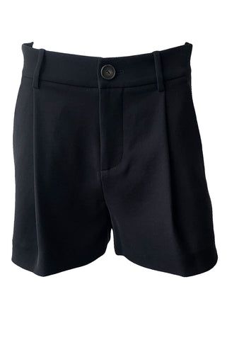 Pleat Front Short