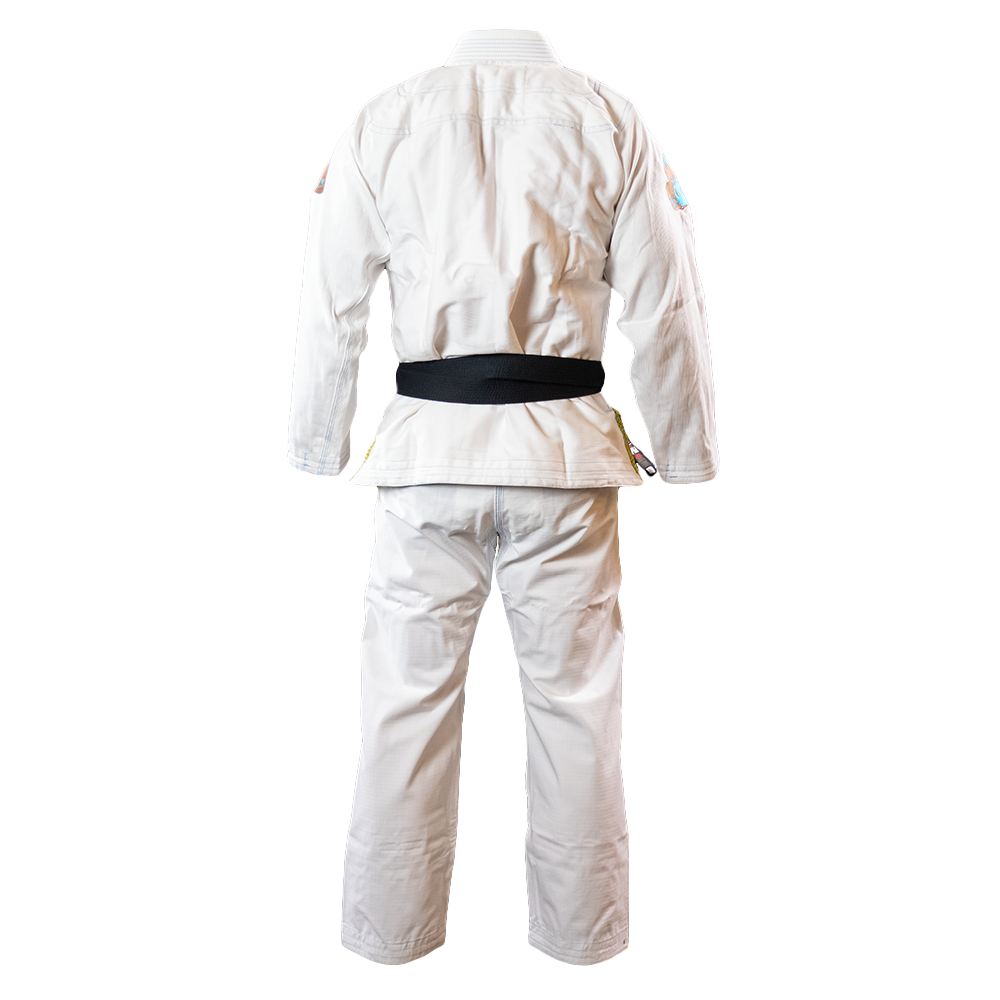 Inverted Gear Hemp Gi