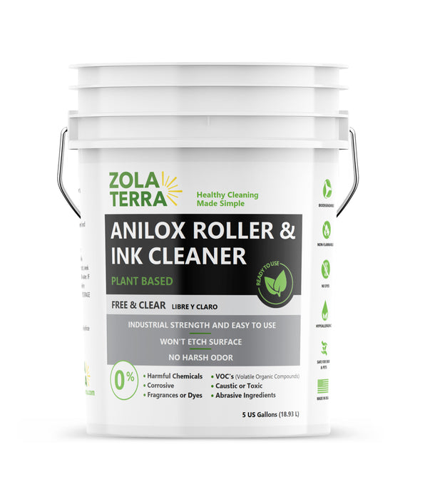 Anilox Roller & Ink Cleaner