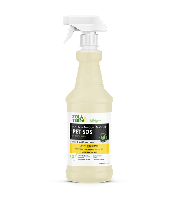 Pet SOS Cleaner