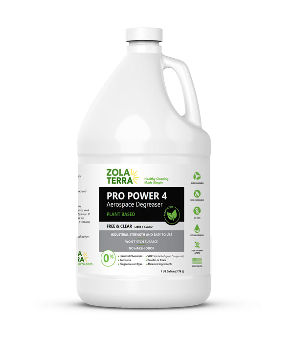 Pro Power 4 Aerospace Degreaser
