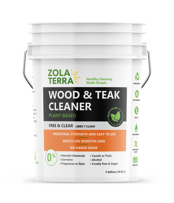 Wood & Teak Cleaner