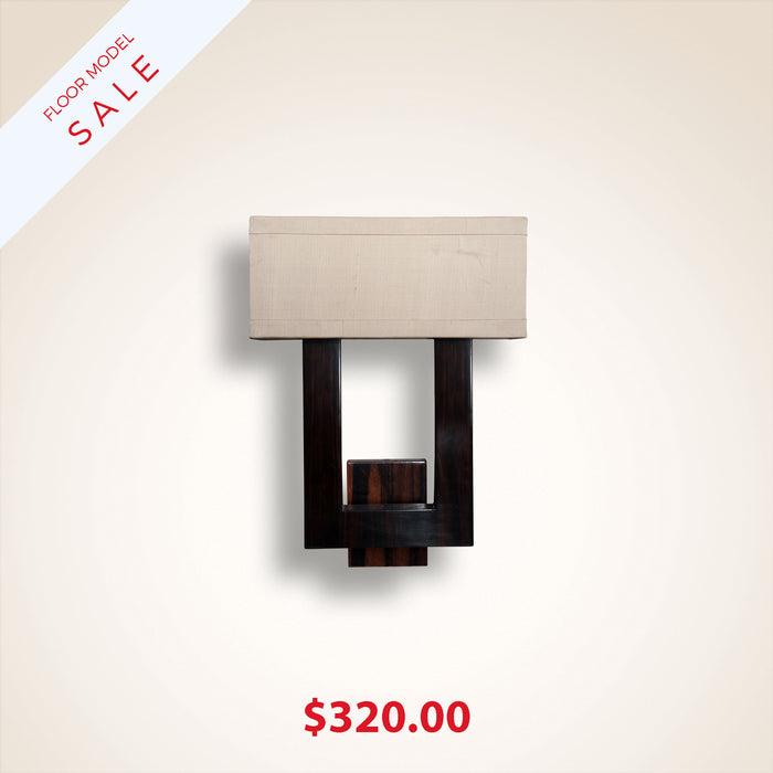 Custom Wall Sconce H