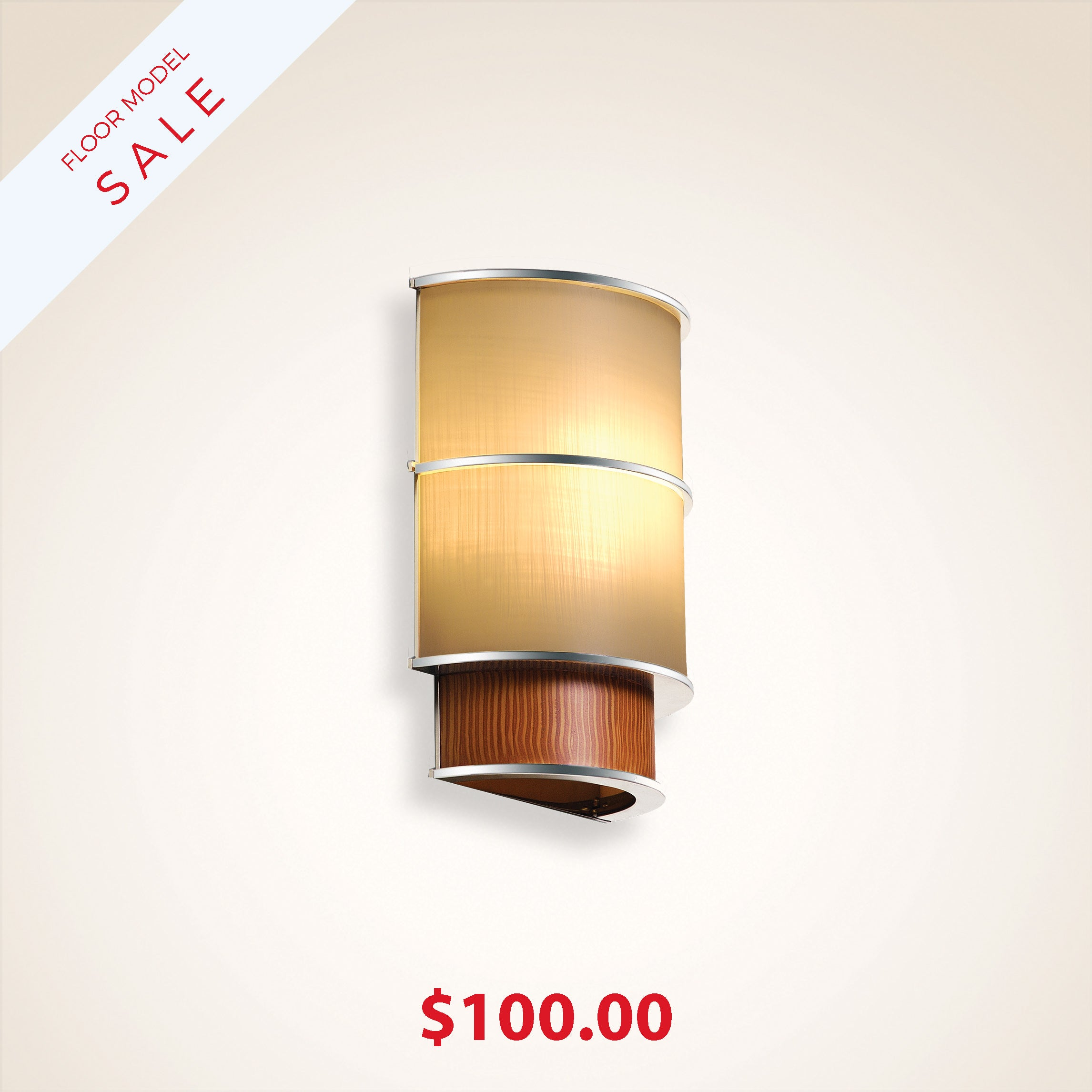 AGG WALL SCONCE