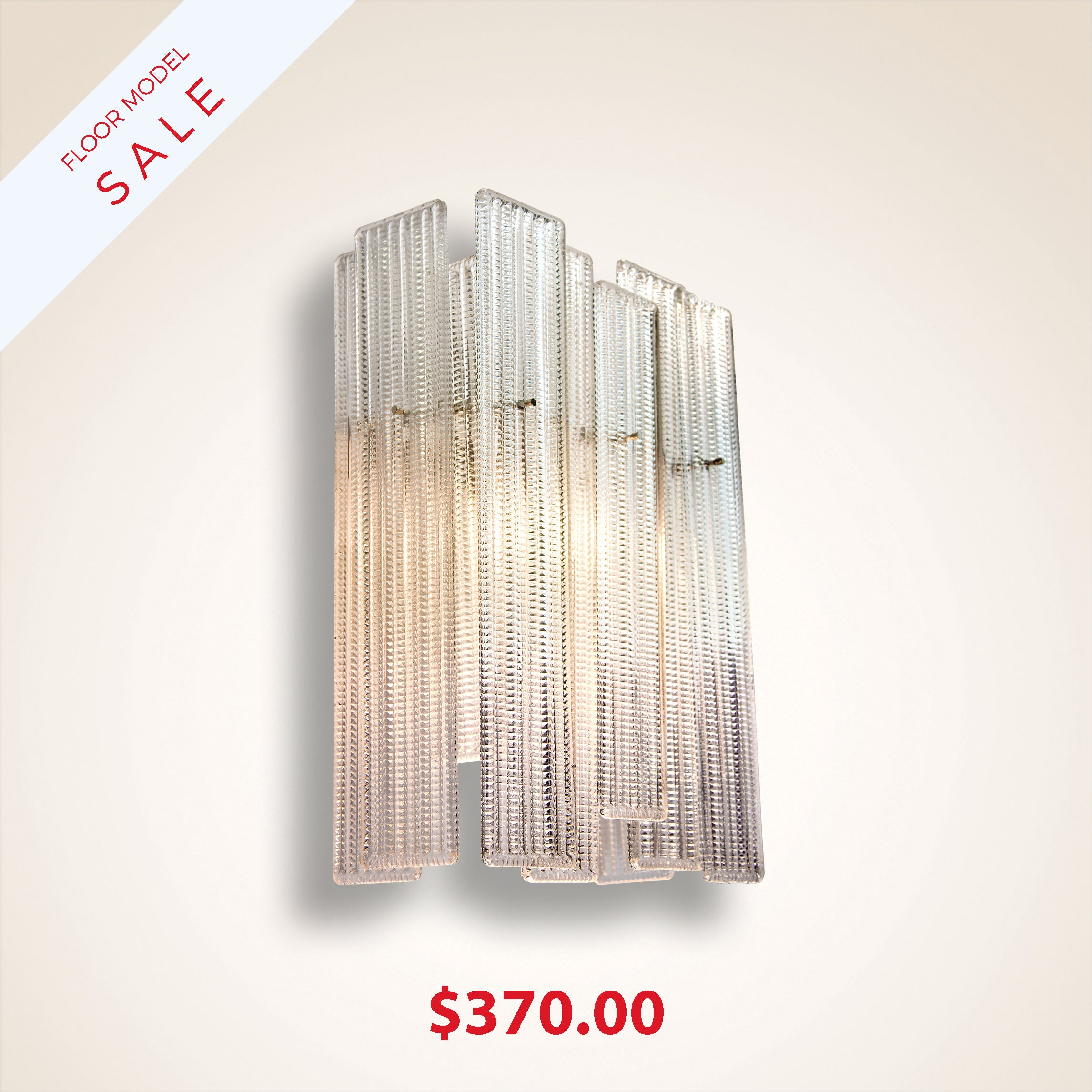 Gateaux Wall Sconce