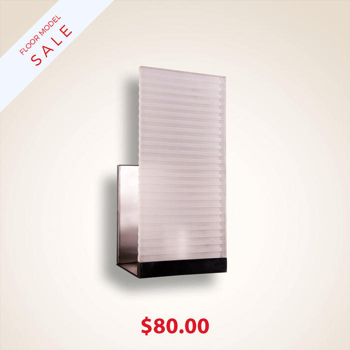 BDGR Flat Wall Sconce