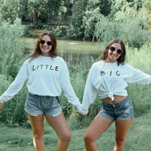 Big/Little Friends Reveal
