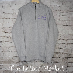 Charles River Sorority Quarter Zip