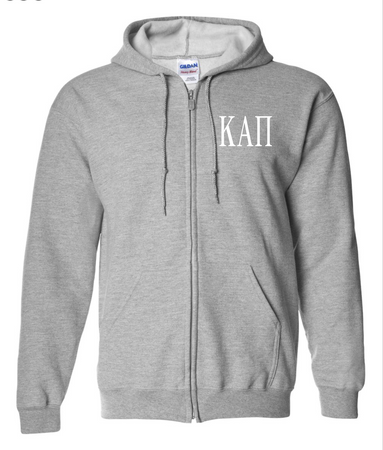 KAP Full Zip Sweatshirt
