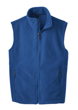 Fraternity - Fleece Vest