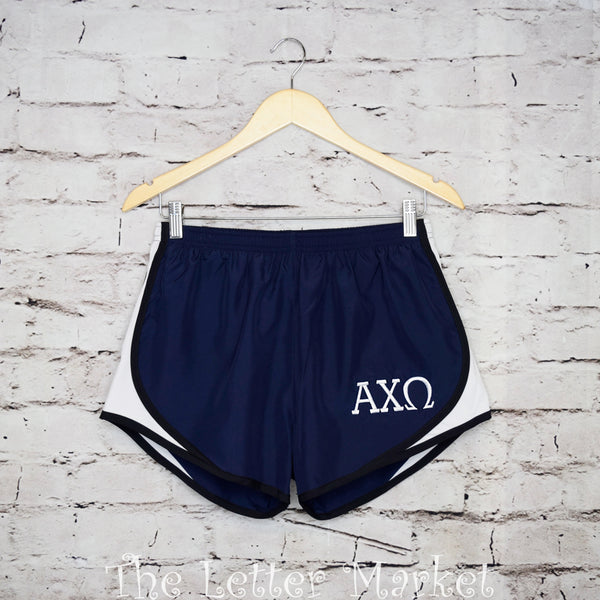 Sorority Athletic Shorts - The Letter Market