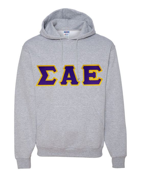 Fraternity - 2 Layer Tackle Twill Hoodie