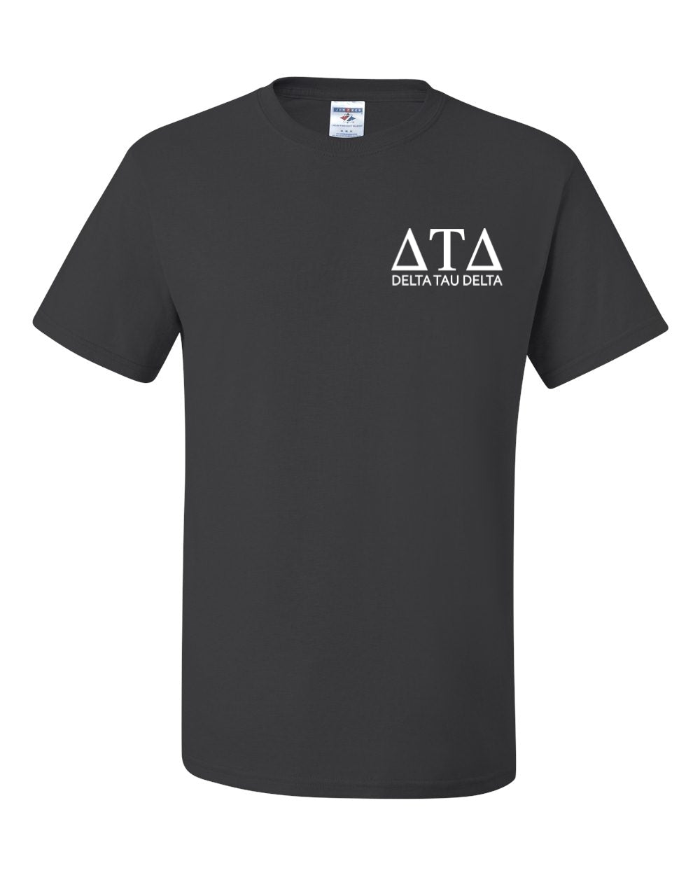 Fraternity - Simple Short Sleeve Tee
