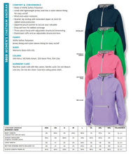 Sorority Anorak Pullover - The Letter Market