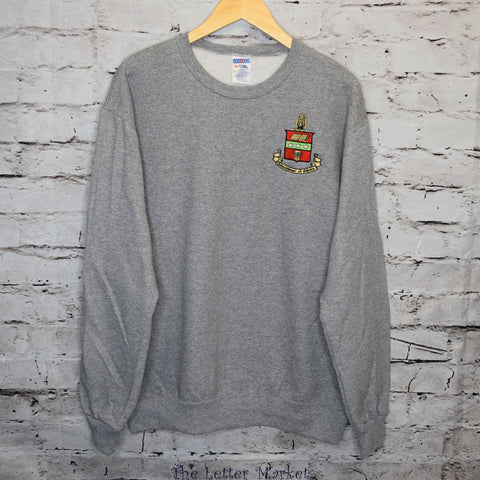 Sorority Crest Crewneck