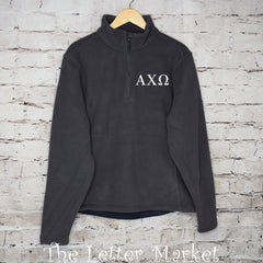 Sorority - Fleece 1/4- Zip Pullover