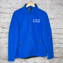 Sorority - Ladies Full Zip Fleece Jacket